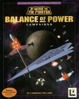 Balance of Power Front Cover