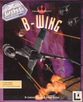 B-Wing Front Cover