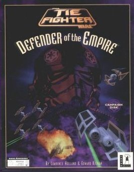 Defender of the Empire Front Cover