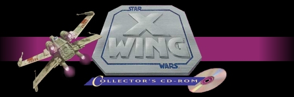 X-Wing Collector's CD-ROM Logo