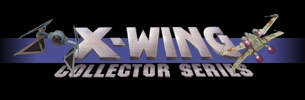 X-Wing Collector Series Logo