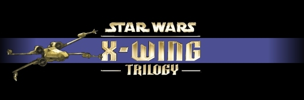 X-Wing Trilogy Logo