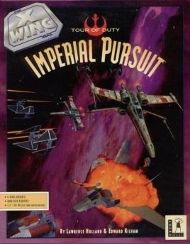 Imperial Pursuit Front Cover