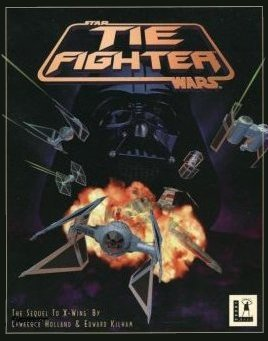 TIE Fighter Front Cover
