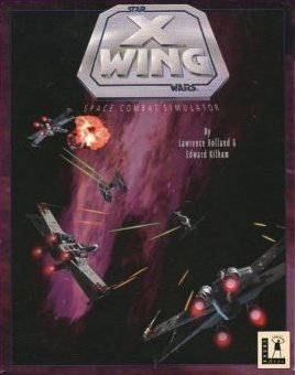 X-Wing Front Cover