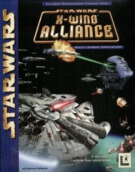 X-Wing Alliance Front Cover