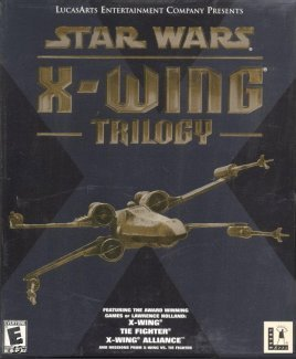 X-Wing Trilogy Front Cover